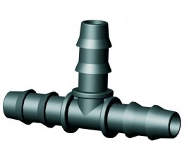 TÉČKO T-spoj pro hadici, průměr 16mm