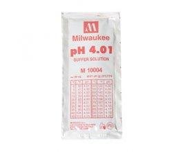 Kalibrovací roztok Milwaukee pH 4,01 - 20ml, box 25ks